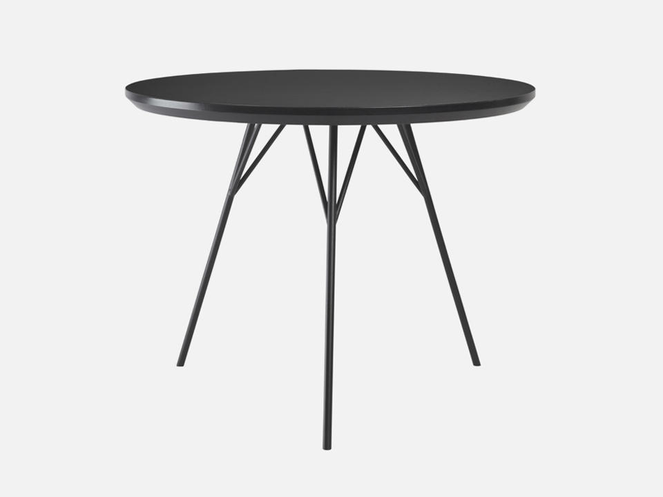 SOFABORD - SPACE TABLE - charcoal